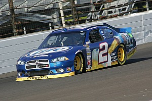 Keselowski has necessary speed to content for win at Michigan