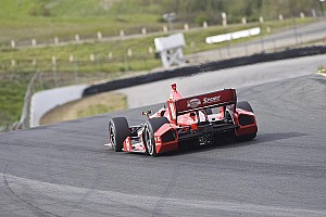 IndyCar Testing report Test leads to positive reviews for changes at Sonoma