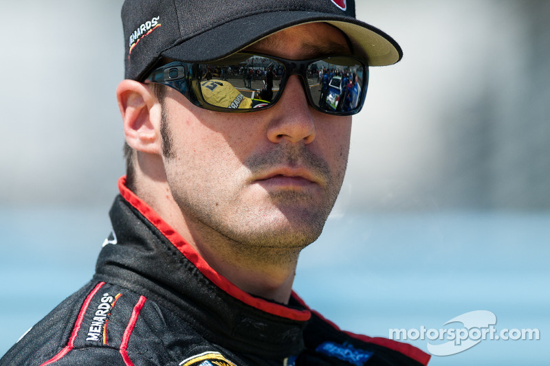 Menard top finisher for RCR at Michigan