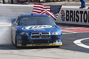 Keselowski rides momentum into night race at Bristol