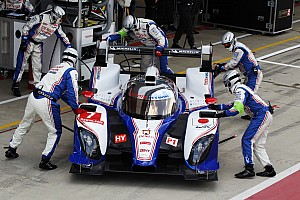Toyota racing gets Silverstone weekend under way
