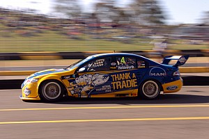 V8 Supercars Race report Not the return to Sydney Motorsport Park IRWIN racing had aimed for