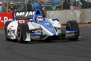 IndyCar Preview RLL Racing makes first appearance on the Streets of Baltimore