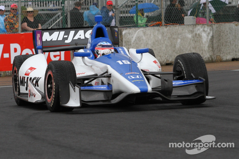 RLL Racing makes first appearance on the Streets of Baltimore