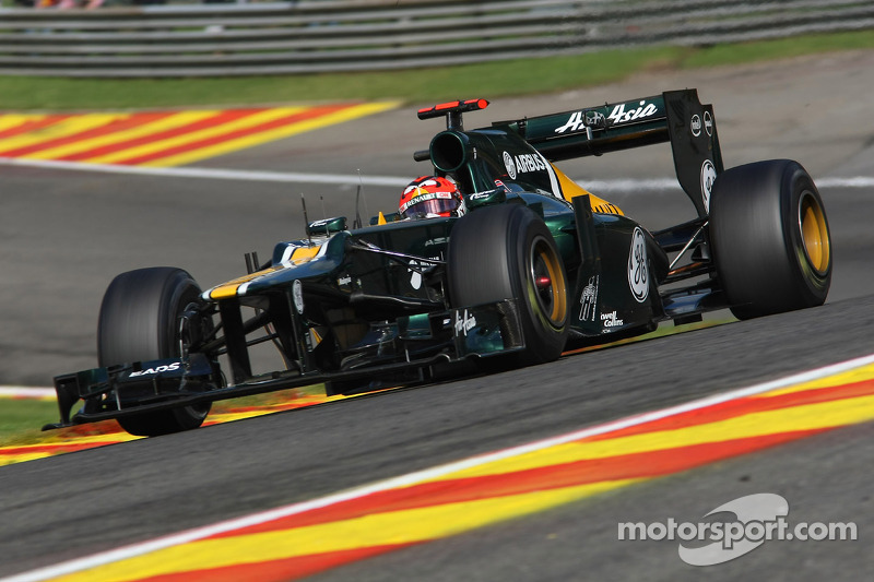 Caterham's progress in 2012 'not great' - Kovalainen