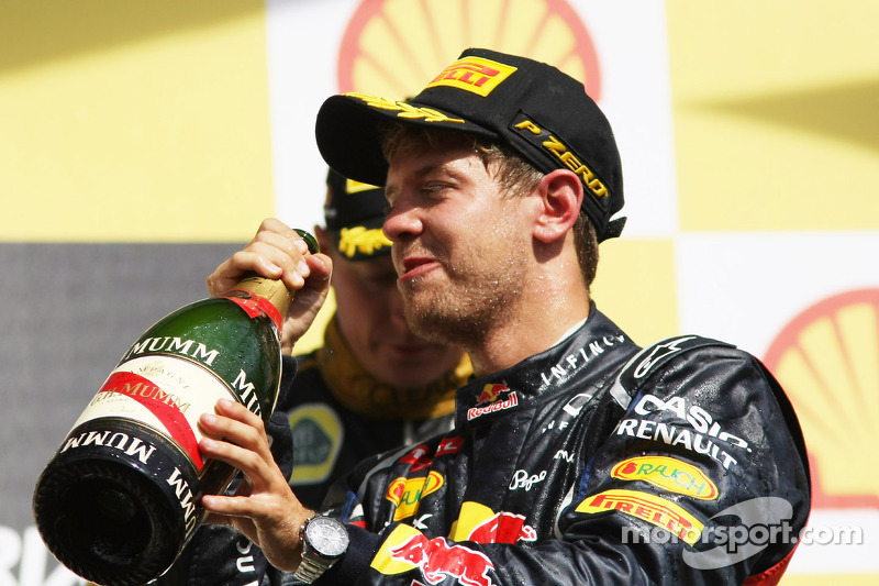 Double podium for Renault engines at Belgian Grand Prix