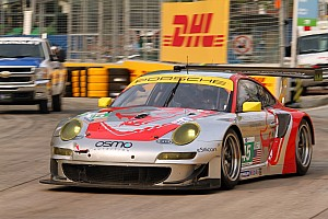 ALMS Race report Lizards fifth and seventh at steamy Baltimore street race