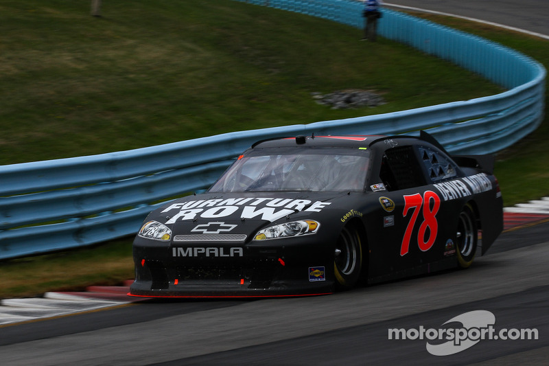 Smith finishes 14th at Altanta after seeing Top-10 slip away