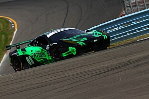 Grand-Am Preview California Racers Hedlund and Van Overbeek to compete at Laguna in ESM Ferrari