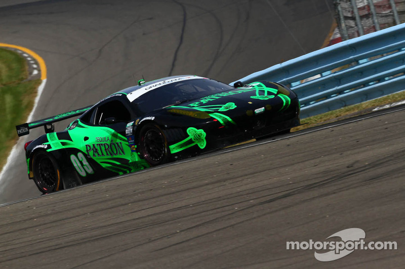 California Racers Hedlund and Van Overbeek to compete at Laguna in ESM Ferrari