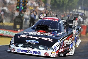 NHRA Qualifying report C. Force, Langdon,Enders and Hines top qualifiers at Indianapolis