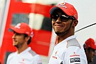 Hamilton denies 'learning' from teammate Button