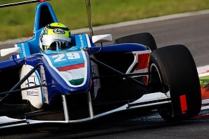 GP3 Race report Mixed fortunes for Atech in series finale at Monza
