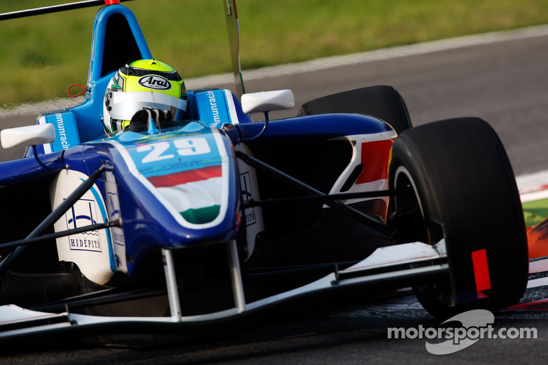Mixed fortunes for Atech in series finale at Monza