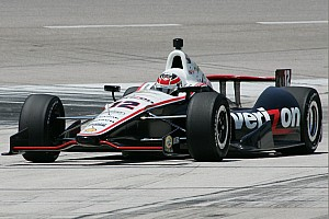 IndyCar Testing report Test day at Fontana shows importance of contenders having help