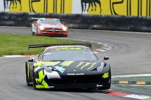 Endurance Breaking news Valentino Rossi to make return to sportscars at the Nürburgring