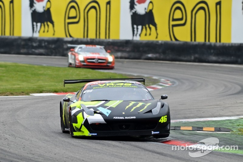 Valentino Rossi to make return to sportscars at the Nürburgring