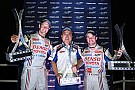 Toyota with Wurz and Lapierre take first series LMP win in Sao Paulo