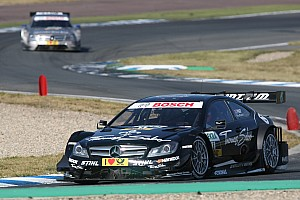 DTM Race report Second place finish at Oschersleben sees Paffet maintain DTM Championship lead