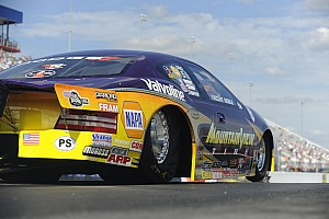NHRA Race report Nobile takes first pole, makes semifinals at Charlotte