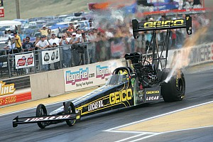 NHRA Preview So far, so good for Top Fuel driver Lucas as he heads to Dallas