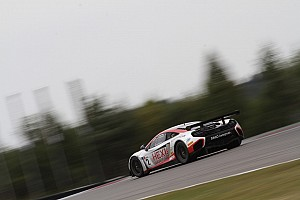 Blancpain Sprint Qualifying report Pole for HEXIS McLaren at the Nurburgring