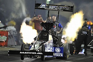 NHRA Race report Brown, Tasca, A. Johnson and Ray earn victories at Texas Motorplex