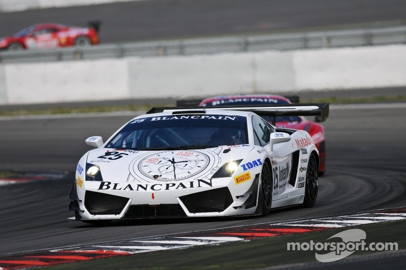 Podium places for Reiter Engineering at the Nürburgring