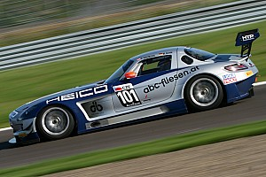 Endurance Race report Buhk and Baumann take 2012 gold at Nürburgring