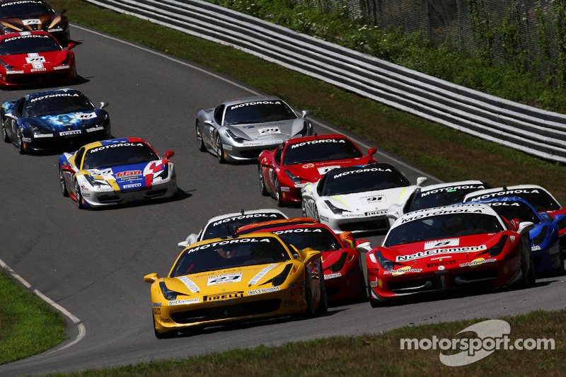 Ferrari Challenge championship to conclude at Homestead