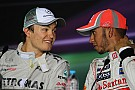 Mercedes signs Hamilton and Concorde Agreement