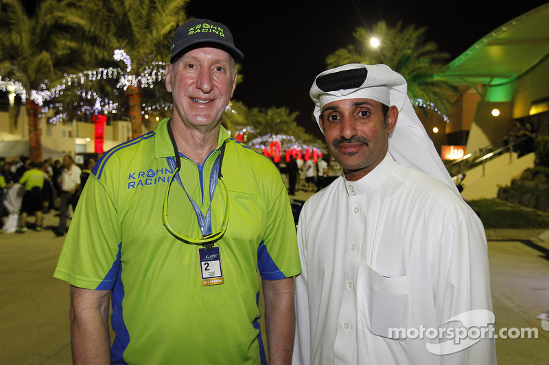 Krohn Racing Friday Notes and Quotes - 6 Hours of Bahrain