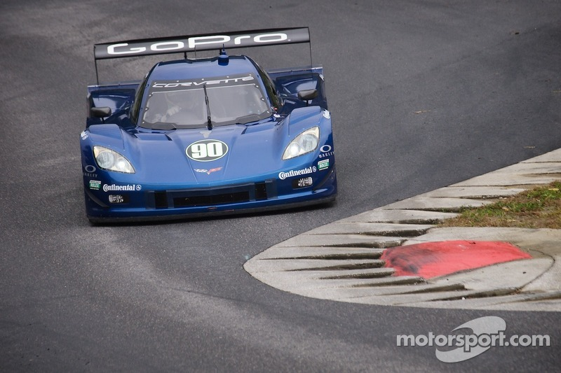 Westbrook and Edwards lead Chevrolet sweep of Lime Rock qualifying