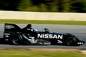 ALMS Interview Spanish ace Lucas Ordoñez ready for Nissan DeltaWing debut