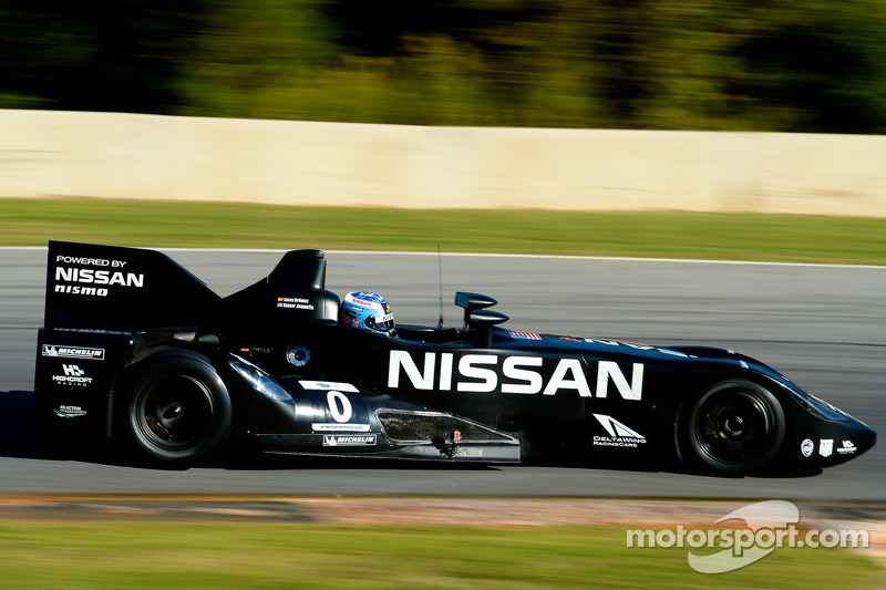Spanish ace Lucas Ordoñez ready for Nissan DeltaWing debut