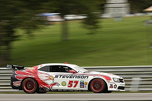 Grand-Am Race report Stevenson Camaro GT.R wins at Lime Rock for third victory in 2012