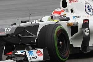 Formula 1 Breaking news Telmex staying at Sauber after Perez switch