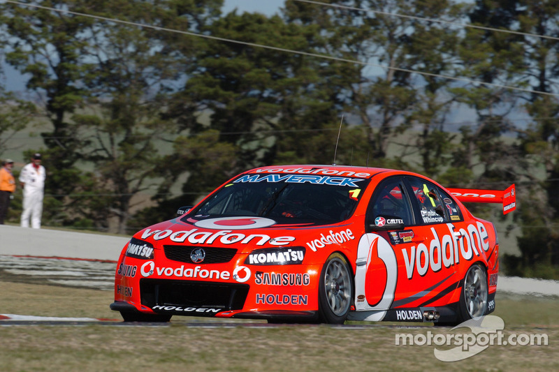 Whincup tops Bathurst qualifying