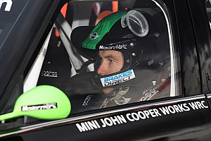 WRC Leg report Team MINI Portugal leave France on positive note