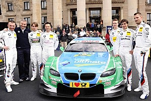 DTM Special feature BMW's Marquardt on comeback season leading into Hockenheim title fight