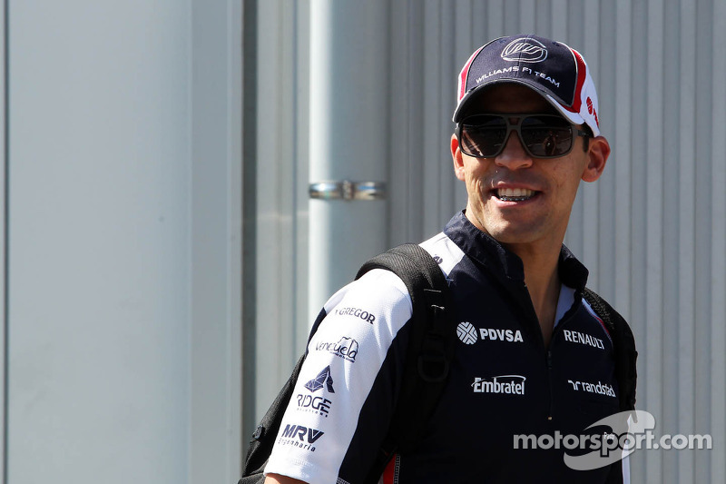 Maldonado hopes to keep Williams seat