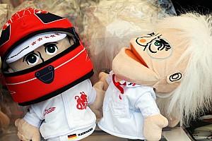 Formula 1 Rumor Mercedes could push for Ecclestone axe - report