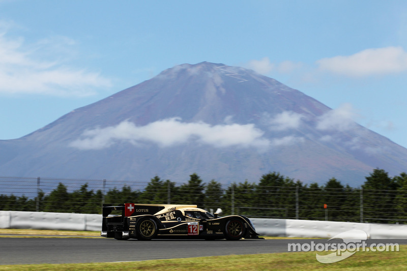Rebellion Racing wins the FIA Endurance Trophy for LMP1 teams in Japan
