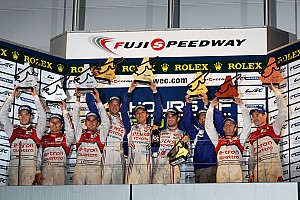 WEC Race report Home win for Toyota in front of a 32,000 strong crowd