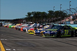 New NASCAR qualifying format in 2013 with emphasis on speed
