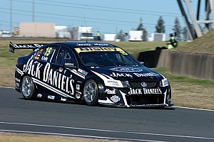 V8 Supercars Practice report Positive opening day for Jack Daniel's Racing at the Armor All Gold Coast 600