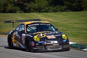 ALMS Qualifying report Competition Motorsports replaces Faieta with Andrew Davis for Petit Le Mans