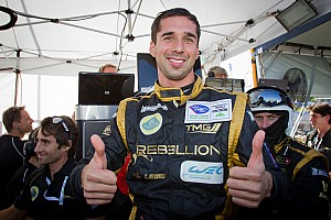 ALMS Qualifying report REBELLION Racing takes the pole at Road Atlanta