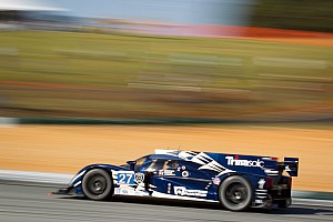 ALMS Qualifying report Dempsey Racing qualifies for first Petit Le Mans start