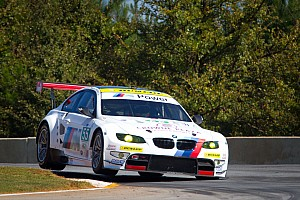 ALMS Race report BMW Team RLL Finish third and fourth at Petit Le Mans